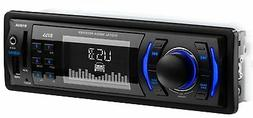 2) NEW BOSS 612UA MP3/USB SD In Dash Car Audio AUX Receiver