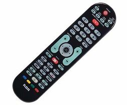 RCA 6 Device Replacement Remote Control for TV SAT DTV DVR B
