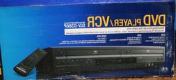 Brand New Sony SLV-D380P DVD Player VCR Combo VHS Recorder w