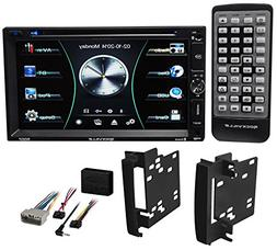 Car DVD/iPhone/Bluetooth/Android/USB Receiver Stereo For 200