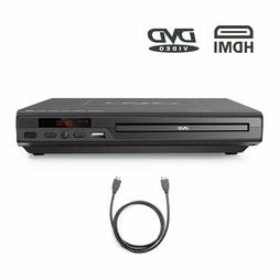 HDMI DVD Player for TV Support 1080P Full HD with Remote Con