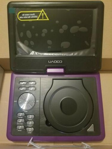12 5 portable dvd player with hd