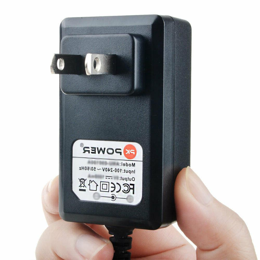 PKPOWER AC Adapter Charger for LG Disc DVD Player Power