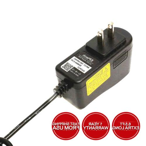 ac dc power supply adapter cord