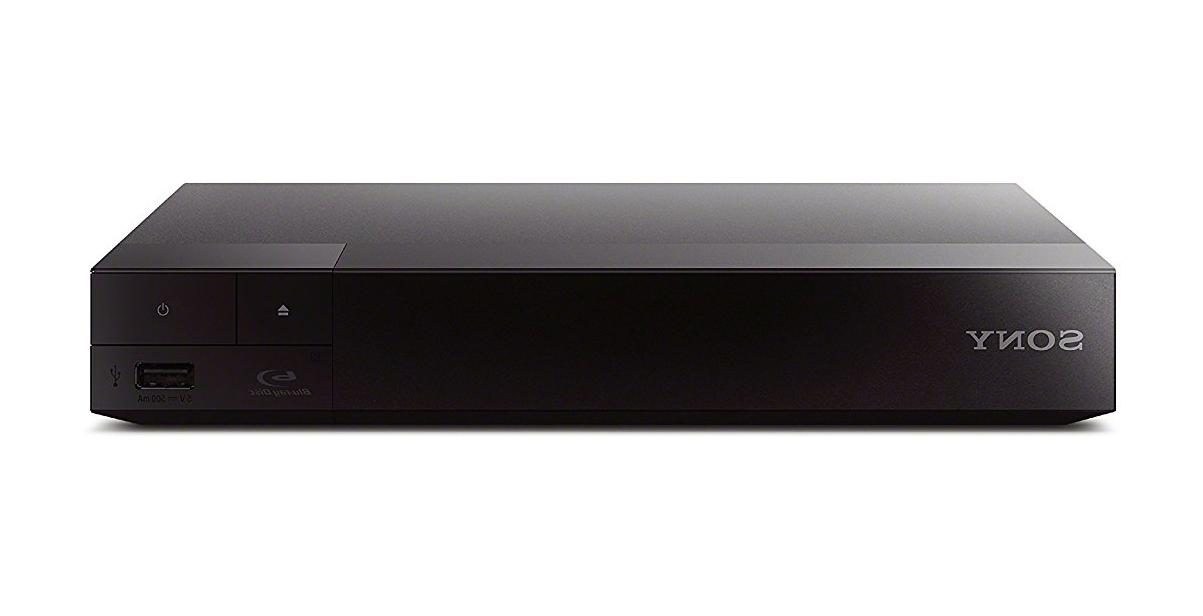 Sony BDP-BX370 and Player Built in Wi-Fi Netflix Apps