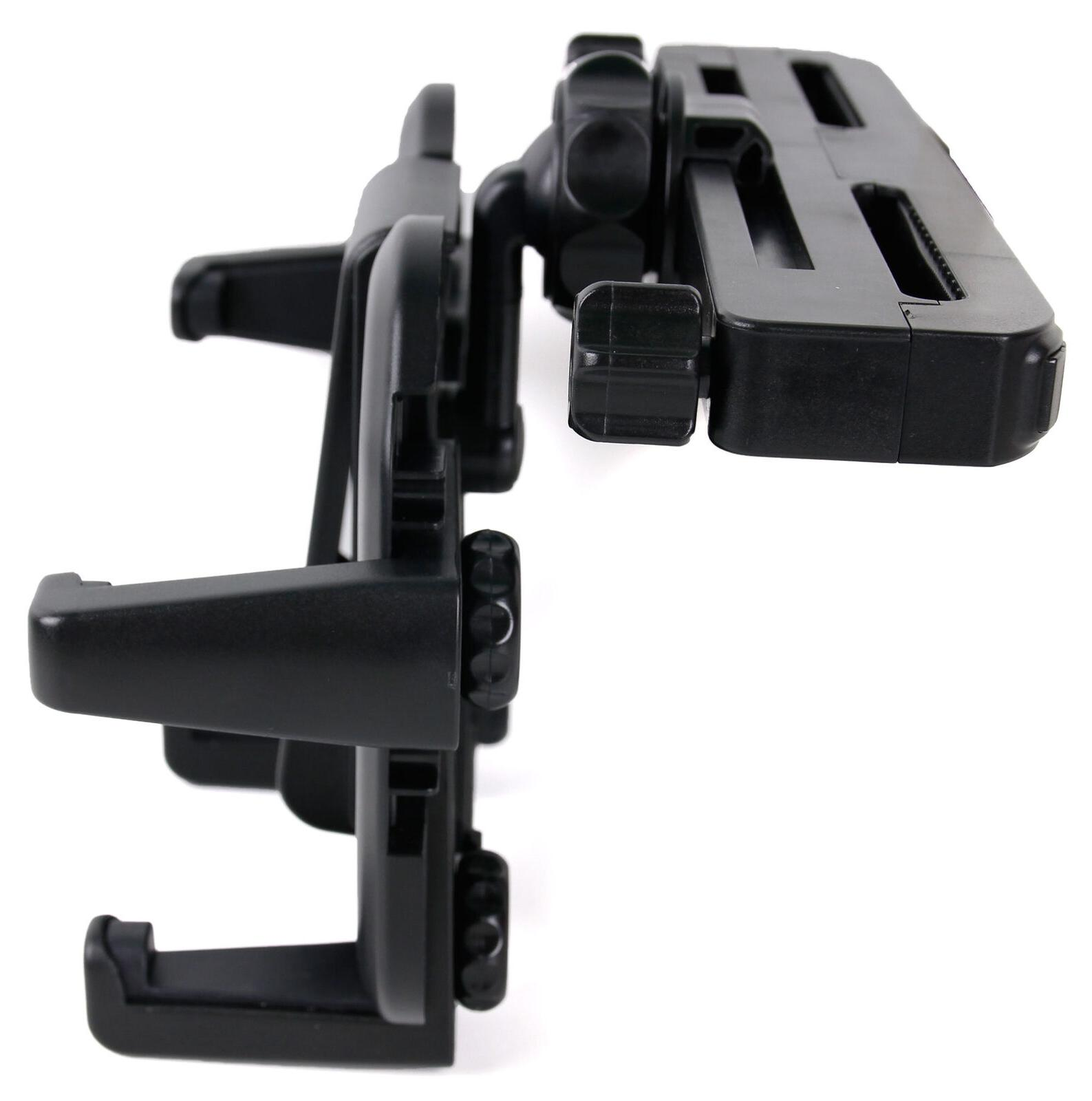 In-Car Headrest Mount/Tray For Dual 906 Portable