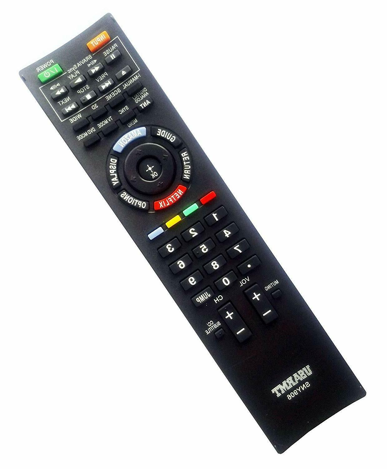 US New Remote Replaced For 99% Sony TV/Blu-ray DVD player BD