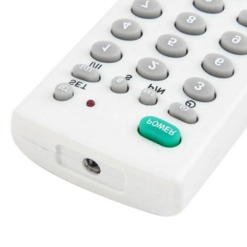 TV Remote Controller for Player