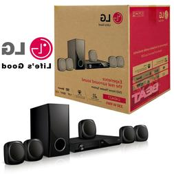 LG LHD427 Bluetooth 5.1-Channel Region Free DVD Home Theater