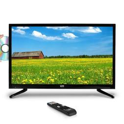 """Pyle PTVDLED40 40"""" LED TV - HD Flat Screen TV with Built-in"""