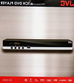 JVC All Region Code Free DVD Player 5.1 Channel - Plays PAL