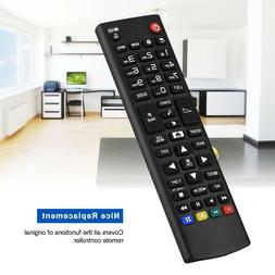 Replacement Remote Control For LG AKB73715601 Blu-Ray DVD Pl
